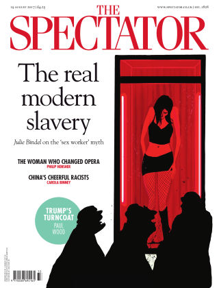 The Spectator 19th August 2017