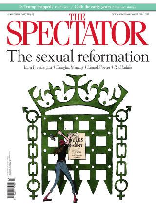 The Spectator 4th November 2017