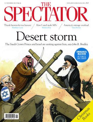 The Spectator 11th November 2017