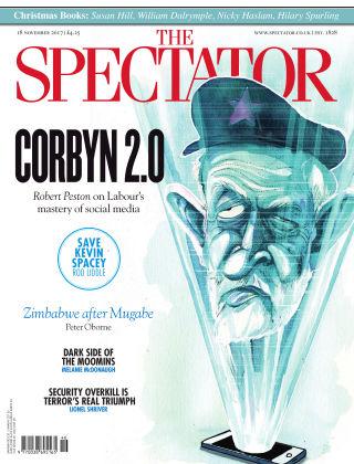 The Spectator 17th November 2017