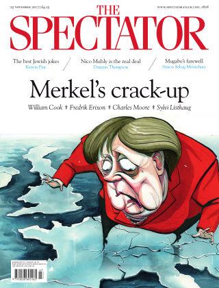 The Spectator 25th November 2017