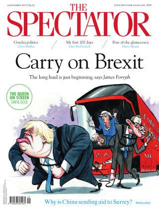 The Spectator 9th December 2017