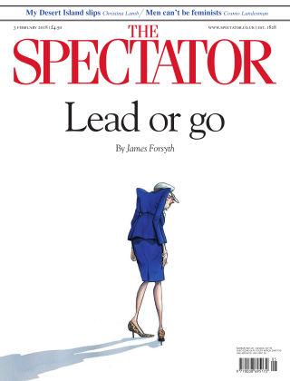 The Spectator 3rd February 2018