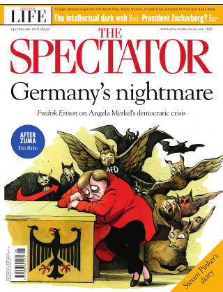 The Spectator 24th February 2018