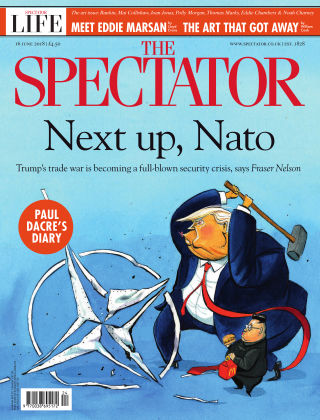 The Spectator 16th June 2018