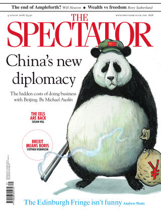 The Spectator 4th August 2018