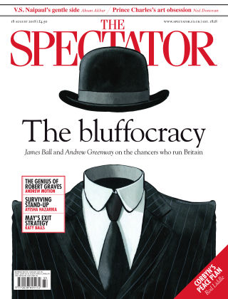 The Spectator 17th August 2018