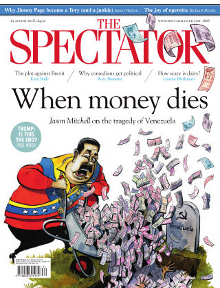 The Spectator 24th August 2018