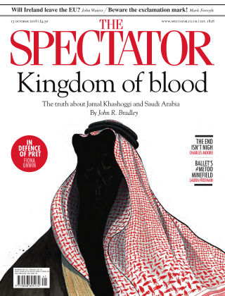 The Spectator 13th october 2018