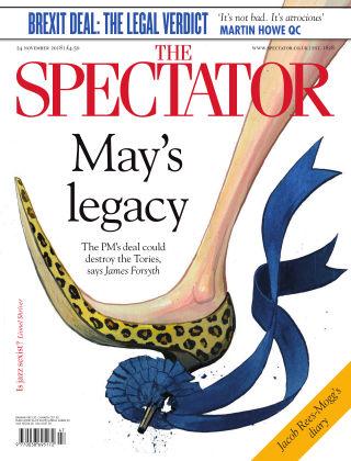 The Spectator 23rd November 2018