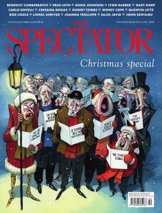 The Spectator 15th December 2018