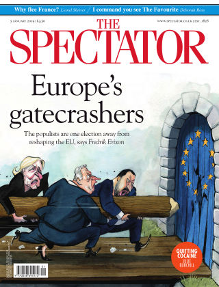 The Spectator 5th January 2019