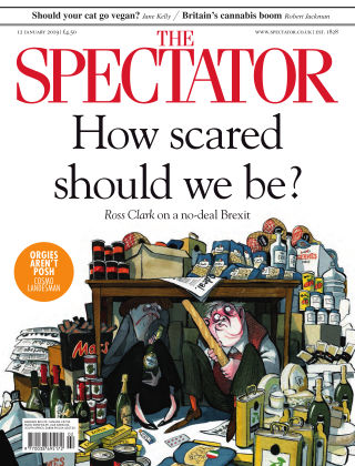 The Spectator 12th January 2019