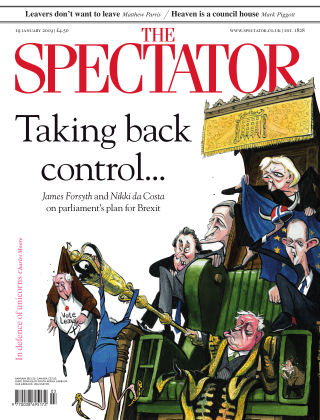 The Spectator 19th January 2019