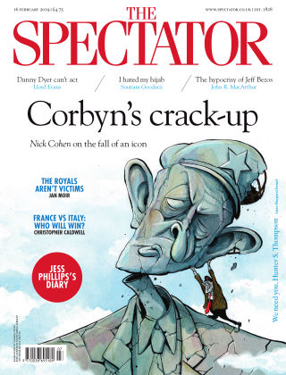 The Spectator 16th February 2019