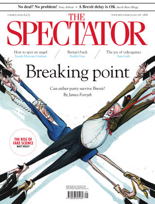 The Spectator 2nd March 2019