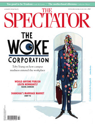 The Spectator 9th March 2019