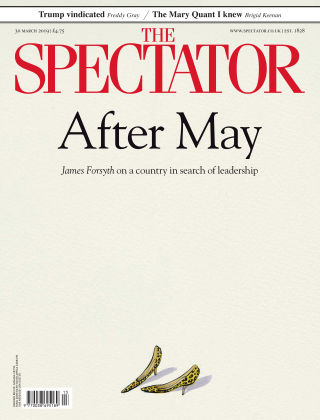 The Spectator 30th March 2019