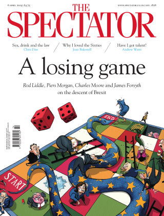 The Spectator 6th April 2019