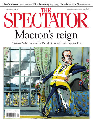 The Spectator 13th April 2019