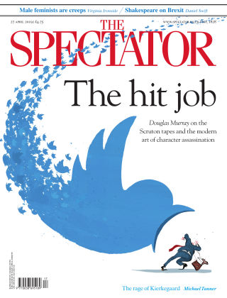 The Spectator 27th April 2019