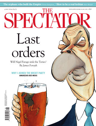 The Spectator 4th May 2019