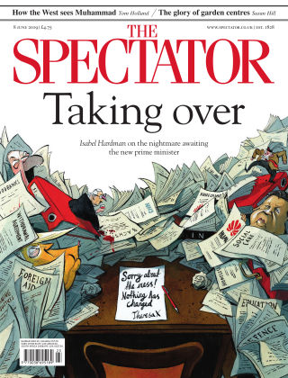 The Spectator 8th June 2019