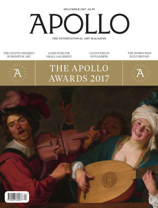 Apollo Magazine Dec 2017