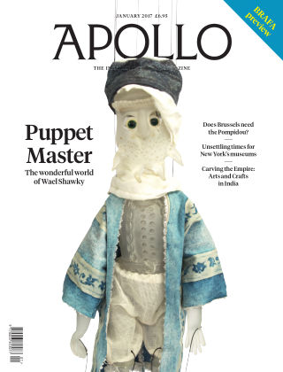 Apollo Magazine Jan 2017