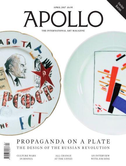 Apollo Magazine April 01, 2017 00:00
