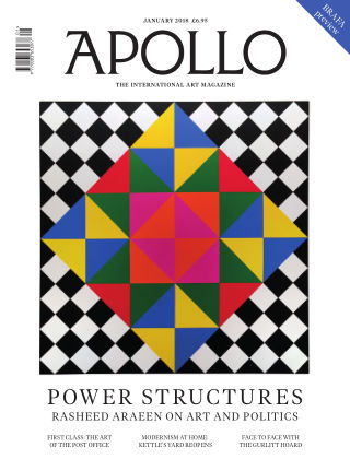 Apollo Magazine Jan 2018