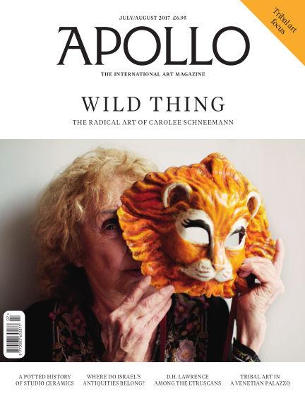 Apollo Magazine July 01, 2017 00:00