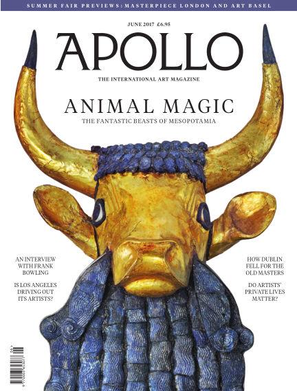 Apollo Magazine June 01, 2017 00:00