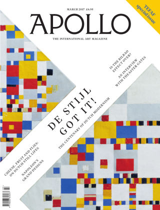 Apollo Magazine Mar 2017