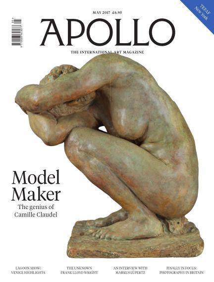 Apollo Magazine May 01, 2017 00:00