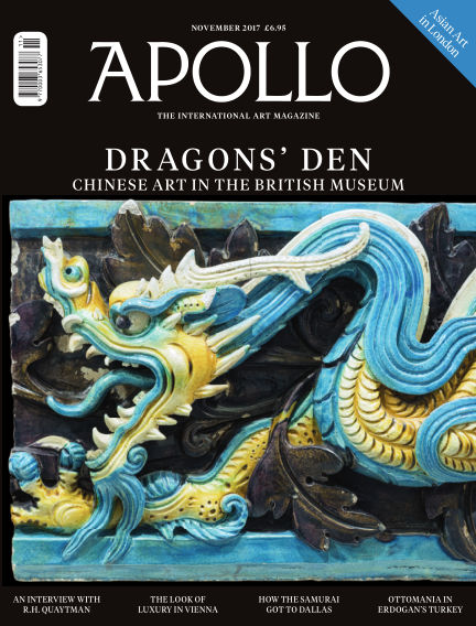 Apollo Magazine November 01, 2017 00:00