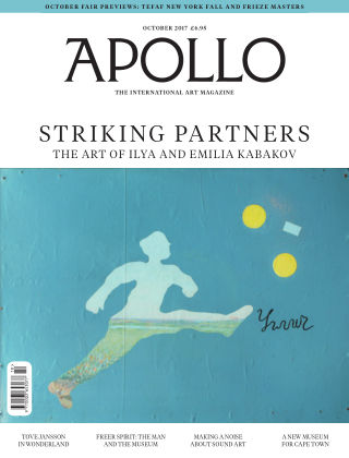 Apollo Magazine October 2017