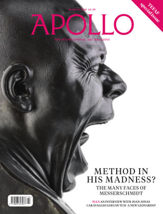 Apollo Magazine March 2018
