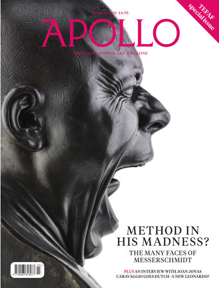 Apollo Magazine February 24, 2018 00:00
