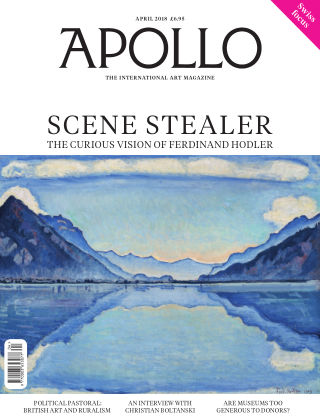 Apollo Magazine April 2018