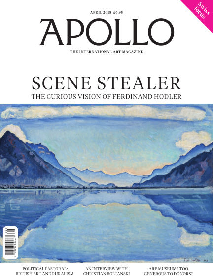 Apollo Magazine March 24, 2018 00:00