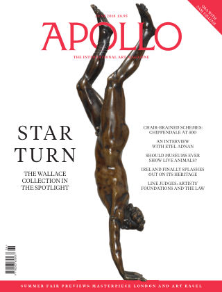 Apollo Magazine June 2018