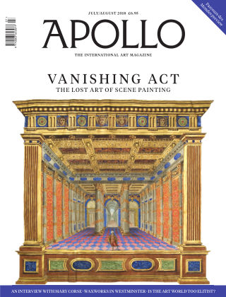 Apollo Magazine July 2018