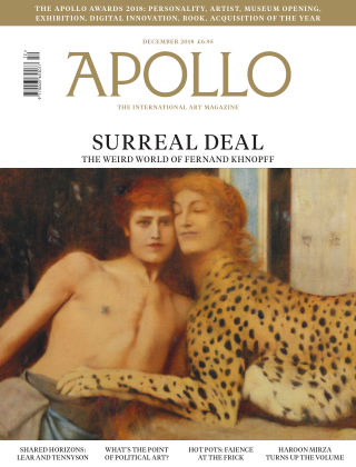 Apollo Magazine December 2018