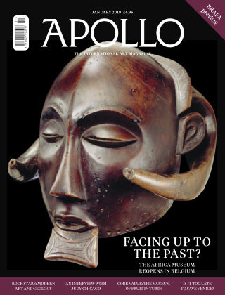 Apollo Magazine January 2019