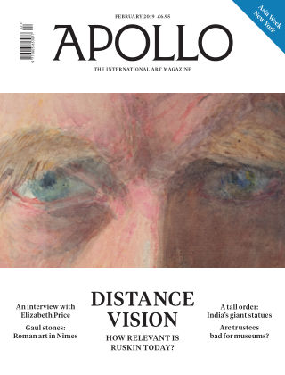 Apollo Magazine February 2019