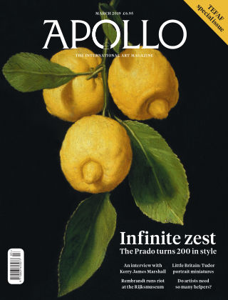 Apollo Magazine March 2019