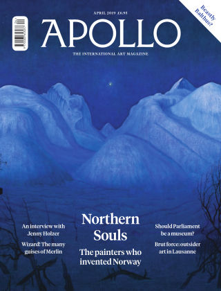 Apollo Magazine April 2019