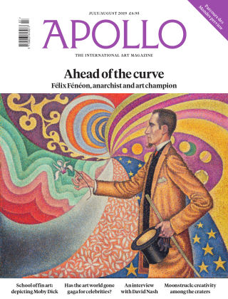 Apollo Magazine July 2019