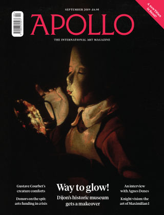 Apollo Magazine September 2019